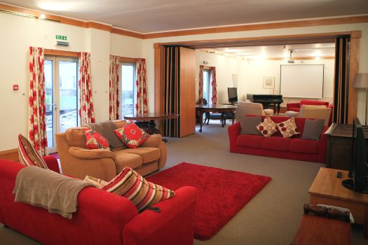 Accommodation common room