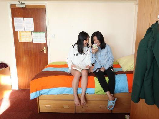 Sample residential room