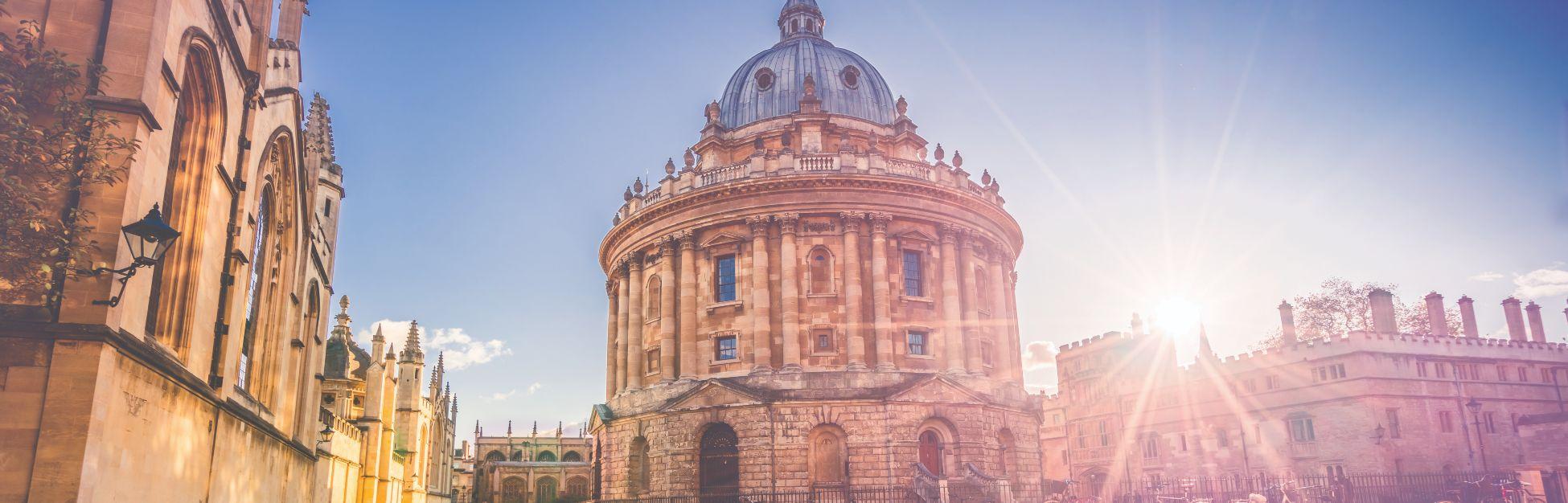 Oxford/Strapline